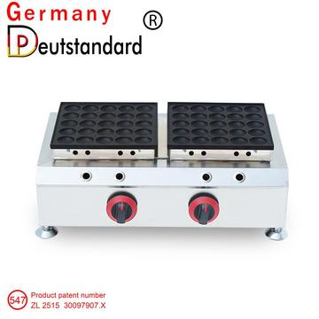 25+25 Gas-Muffins Machine with CE