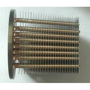 Sintered Copper Heat Pipe Heat sink for CPU
