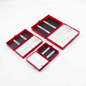 Medical Magnetic Foam Block Needle Counter
