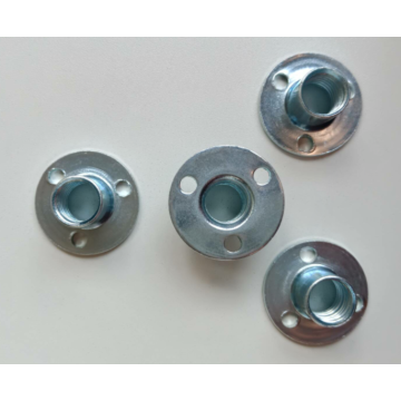Zinc Plating Carbon Steel Weld Tee Nuts