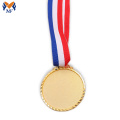 Design your engraving blank medals wholesale