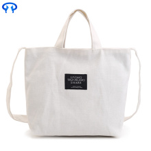 Best Quality for Canvas Grocery Bags Online shopping school canvas bag supply to Japan Factory