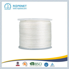 China for Solid Braid Nylon Rope Strong Nylon Solid Braid Rope With White Color export to Norfolk Island Factory