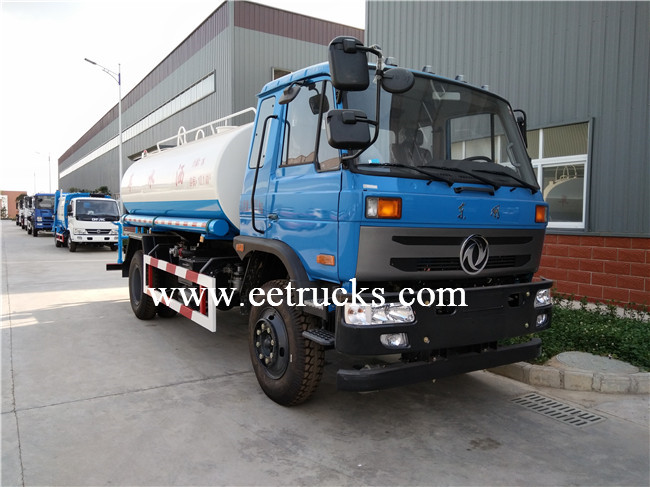 10000 Liters Water Tank Trucks