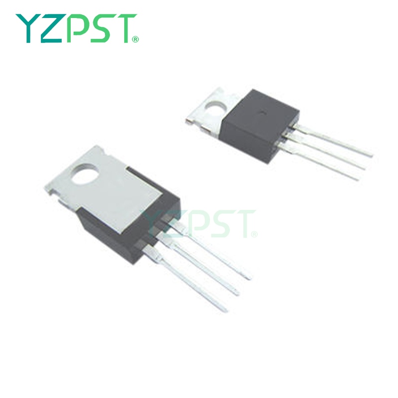 TO-220C BT136 Switching inductive Triacs