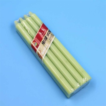 2019 Hot Sell Wholesale white birthday stick candles
