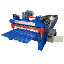 IBR Sheet Roof Tile Cold Roll Forming Machine