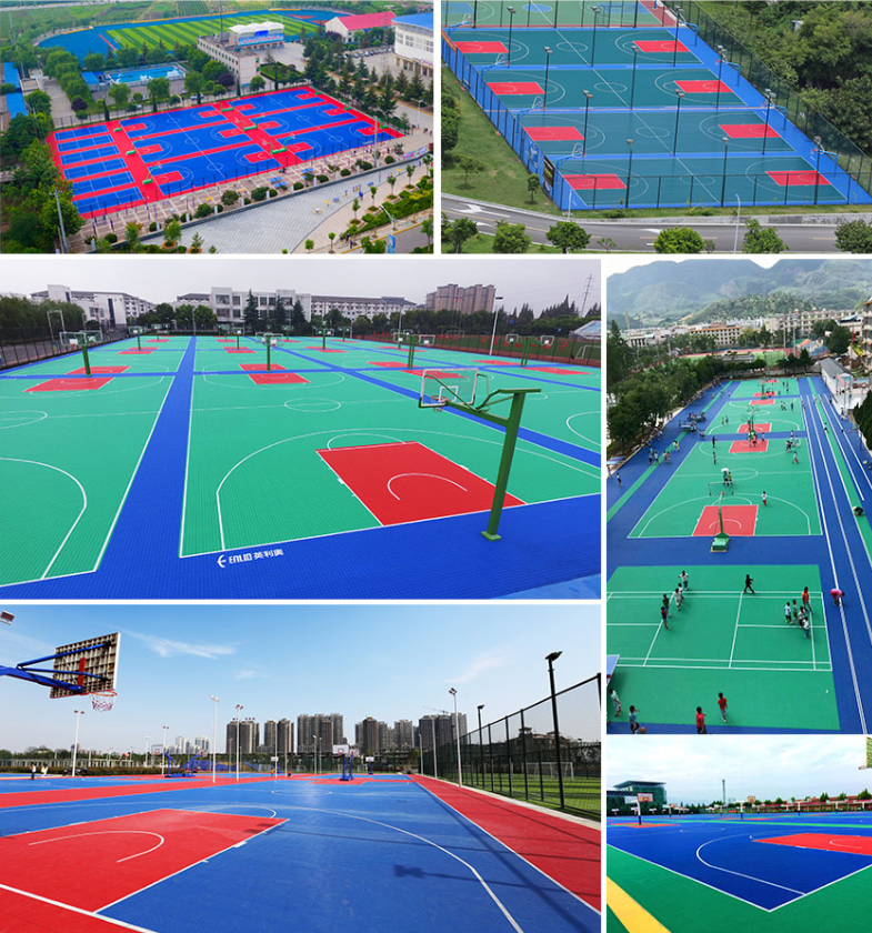 basketball courts gallery
