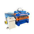 Double Corrugated And Glazed Roll Forming Machine