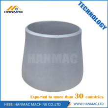 China Factory for Aluminum 1060 Concentric Reducer Aluminum reducer STD DIN 2616 alloy reducer export to Japan Manufacturer