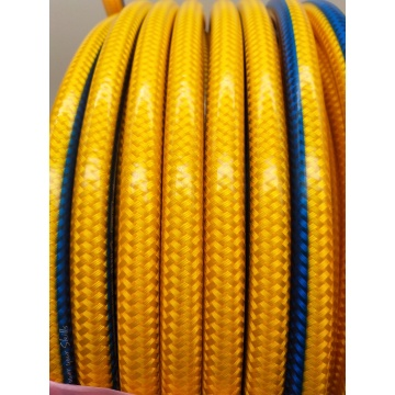 High quality flexible PVC braided  spray hose