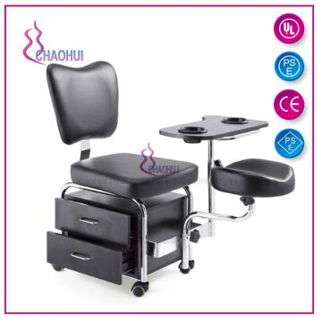 Storage pedicure spa chair