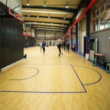 PVC indoor basketball court mat