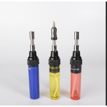 multiple colour gas soldering iron welding