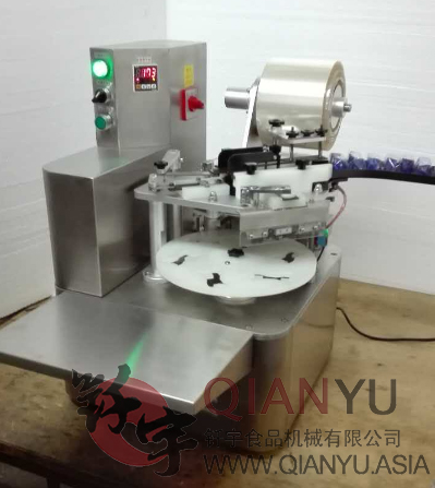 Semi-automatic Sushi Packaging Machine