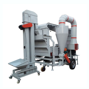 High purity 8t flax seed cleaning machine