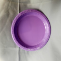 Wholesale Disposable Purple PP Plates