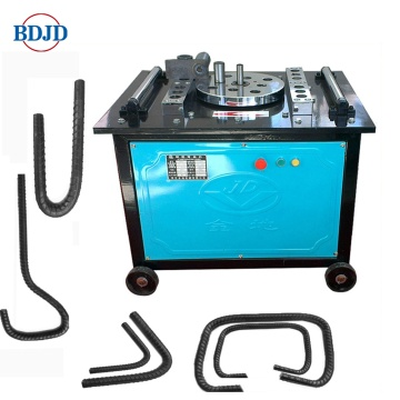 GW40/GW50 Steel bar angle bending machine/twist machine