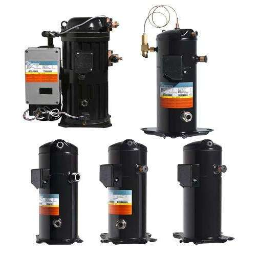 Scroll Air Conditioner Compressor