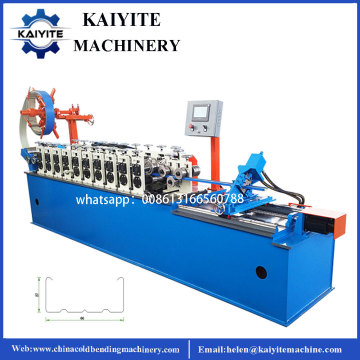 Steel Light Frame Keel Roll Forming Machine