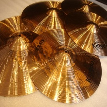 Customized for B8 Bronze Cymbals Handcraft B8 Cymbals For Professional export to Pitcairn Factories