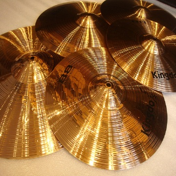 Handcraft B8 Cymbals For Professional
