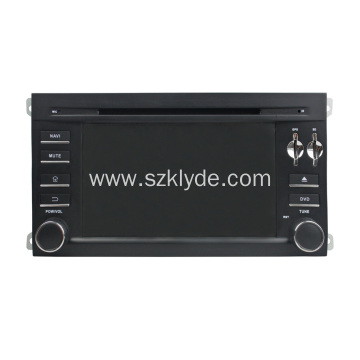 Auto DVD Player fir Cayenne 2003-2010