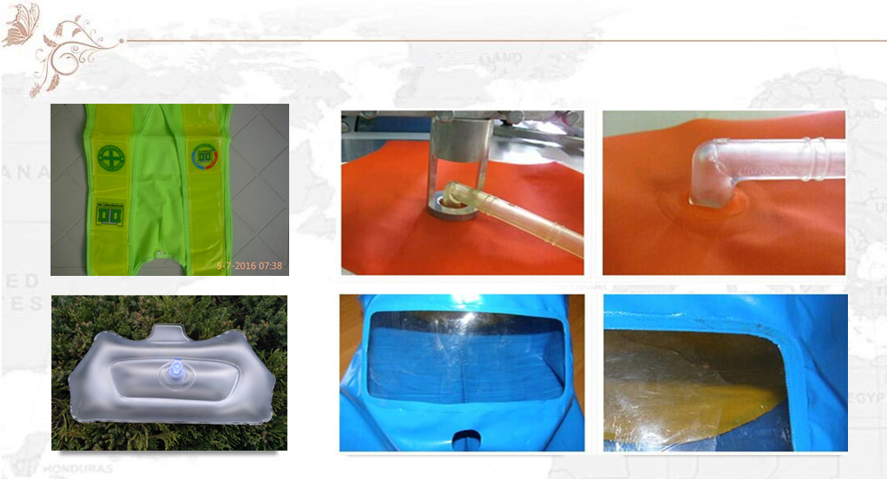 PVC inflatable toy sealing machine