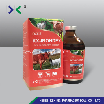 Animal Iron Dextran Injection