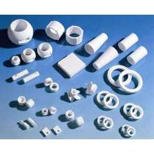 precision alumina ceramic insulation spare spacer customized