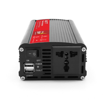 High Efficiency Mini Inverter 500W 2-USB Ports