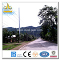 Quality Low Voltage Bitumen Electrical Pole