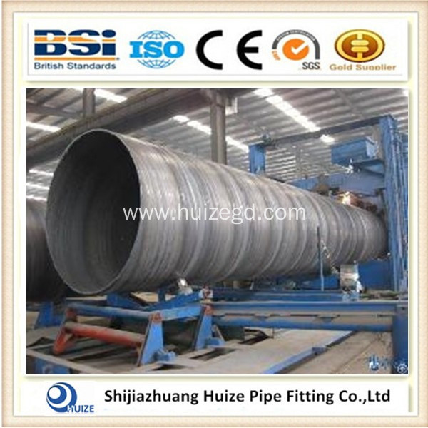 48 inch ASTM A53 SSAW Steel Pipes