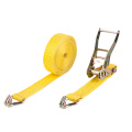 "Cargo Strap! 50MM / 2"" Medium Aluminum Handle"