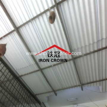 High Strength Anti-corosion Insulating PET MgO Roof Sheets