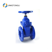 JKTLCG053 long stem stainless steel gate valve 2""
