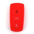 Silicone Car Key Case for VW CC