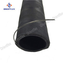 20bar black oil delivery rubber S&D hose 100ft