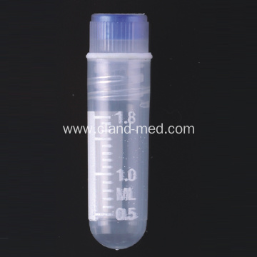 Laboratory Disposables Cryo Vials