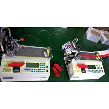 Automatic Ribbon Angle Tape Cutter Hot Knife