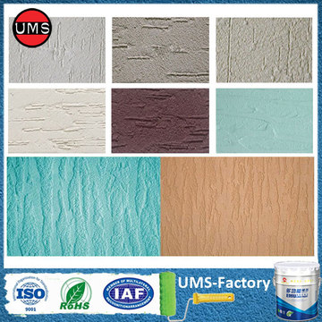 Rough textured masonry spray paint