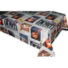 Elegant Tablecloth with Non woven backing B&q