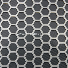Profile Holes Perforated Metal Mesh