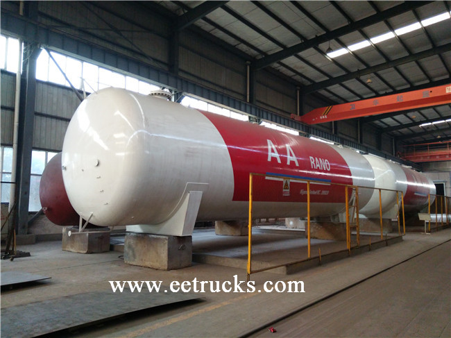 60 Ton LPG Storage Tanks