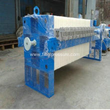 Energy Saving Cast Iron Filter Press Equipment