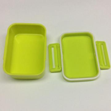 Plastic simple sealed lunch box