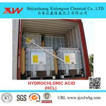 30% 32% HCL Muriatic Acid In Gold Mining