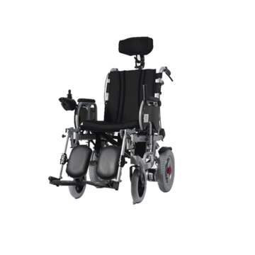 Luxury multifunctional electric wheelchair