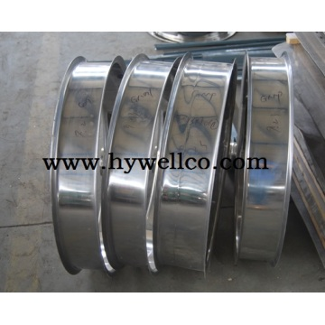 Full Stainless Steel Round Sieve Machine