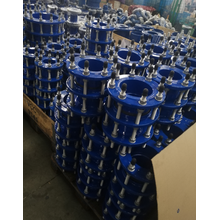 Dismantling Joint Ductile Iron Stepped Couplings